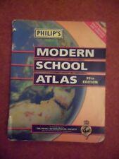Phillips Modern School Atlas - 95th Edition