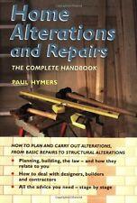 PAUL HYMERS __ HOME ALTERATIONS AND REPAIRS HANDBOOK __ BRAND NEW __ FREEPOST UK