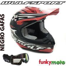 Cascos Enduro/Motocross decorado para conductores de hombre