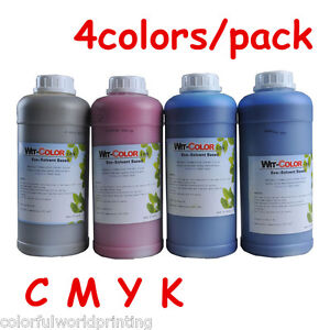 1L*4 Colors Original Wit-Color Eco solvent Ink for Ultra 9100 9200
