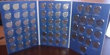Russia USSR Commemorative 64 Coin Set 1965-1991 1, 3 And 5 Rubles Roubles