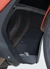 BMW F800GT 2014 R&G Racing Downpipe Grille DG0017BK Black