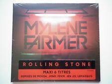 Mylene Farmer cd Maxi Rolling Stone