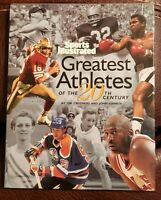 Sports Illustrated Greatest Athletes of the 20th Century by Crothers & Garrity