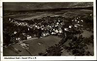 Buoch Remstal AK ~1940 Luftbild Fliegeraufnahme Kirche Verlag Hermann ungelaufen