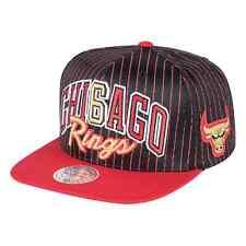 premium selection 05487 e9437 Chicago Bulls 6 Rings Gold Adjustable Snapback Hat