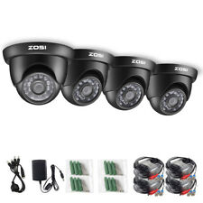 ZOSI 720P 1500TVL CCTV Home Security Day Night IR Cut Camera Weatherproof 1.0MP