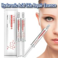 2x Hyaluronic Acid Skin Repair Essence Liquid Anti Wrinkle Anti Aging Whitening-
