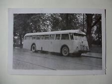 SWE406 - 1950s JONKOPING CITY TRANSPORT - BUS PHOTO Sweden