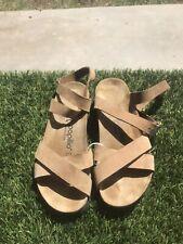 Womens Lola Papillio By Birkenstock Wedge Sandal Sz 7