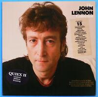 QUIEX LP  JOHN LENNON COLLECTION  PROMO * VPI & ULTRASONIC CLEANED *  Audiophile