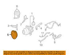 MERCEDES OEM 08-10 CL63 AMG Pump Steering Pump-Pulley 0004662415