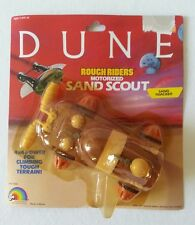 LJN Dune Sand Scout Rough Riders Sand Tracker