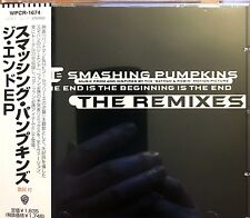 The Smashing Pumpkins Maxi CD The End Is The Beginning Is The End (The