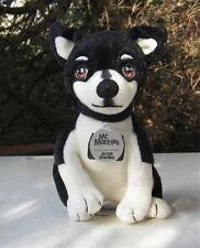 CHIHAUHUA SITTING PLUSH DOG MR. MARBLES SQUEAKER TOY