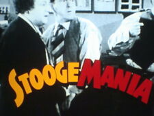 """35mm Feature Film """"STOOGE MANIA"""" 1986 with Sid Caesar - BRAND NEW PRINT"""