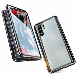 Magnetic Absorption 360 Protective Case Cover For Huawei P20 Pro P30 Lite P30