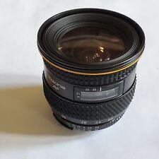 Tokina AF 20-35mm f3.5-4.5 Lens For Minolta/Nikon/Canon