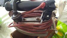 Vintage Jewel le premier Electric Iron 400 W 5 LB (environ 2.27 kg) WT Boîte Style ancien Cordon WT Plug