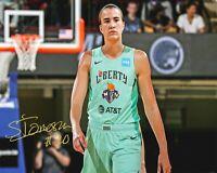 Sabrina Ionescu Photo Print  8x10 auto Signed Reprint 2020 WNBA liberty oregon
