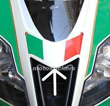 Adesivi moto - APRILIA RSV 1000  07  Baffo adesivo tricolore - Tricolor sticker