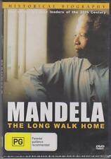 MANDELA - THE LONG WALK HOME - DVD - NEW -