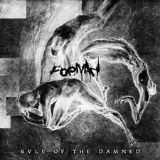 POENARI - Rule of the Damned CD
