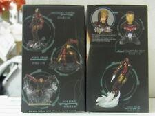 New EZHOBI Marvel Iron Man PVC Figure- A Set OF 6 PIECES IN BOX 7cm-13cm