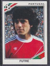 Panini - Mexico 86 World Cup - # 395 Futre - Portugal