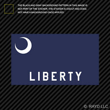 Fort Moultrie Flag Sticker Decal Self Adhesive Vinyl militia liberty