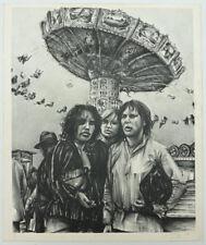 John Zingraff - 1978 - Lithographie auf Bütten - handsigniert/nummeriert/datiert