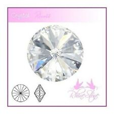 Rivoli Schmucksteine Crystal Kristalle 14mm 2 Stück Steine zum Schmuck Basteln