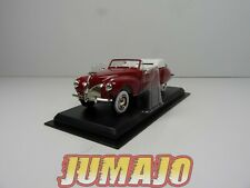 AME9 VOITURE 1/43 AMERCOM : Lincoln Continental - 1941