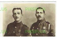 WW1 POSTCARD V.C. MEDAL WINNERS BARTER & FULLER WELSH TROOPS POSTCARD DAY C.1916