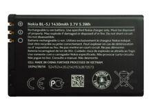 Original Battery Nokia Microsoft BL-5J 1430mAh For Nokia 5230 XM 5800 XM N900 X6