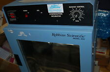 Robbins Scientific hybridization oven  model  400 lab laboratory heating  regula