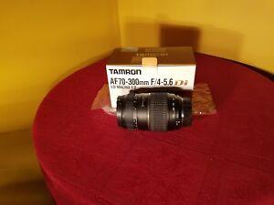 Tamron AF70-300mm F/4-5.6 Di LD Macro 1:2