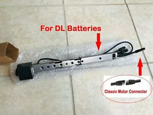 BionX Downtube Battery Docking Station For  DL BionX battery  MPN: 01-3668Y