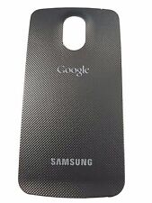 Samsung Galaxy Nexus I9250 Standard Battery Door Back Cover Housing Gray OEM