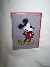 Papyrus Any Occasion Greeting Card/Envelope; Disney Mickey Mouse