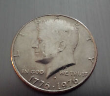 COIN AUCTION: LOT B302 -  Kennedy Half Dollar 1776-1976