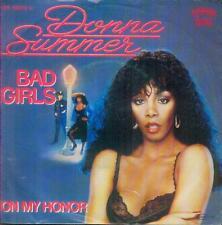 "7"" Donna Summer/Bad girls (D)"