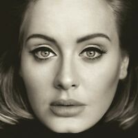 ADELE 25 CD ALBUM (Released 2015)