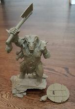 Warhammer Fantasy FORGEWORLD BEASTMAN STATUE OOP Collectors Series