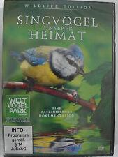 Singvögel unserer Heimat - Vogelpark Walsrode, HD, Vögel Amsel, Star, Nachtigall
