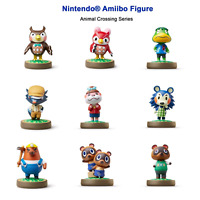 Nintendo® Amiibo Figure Animal Crossing Series Figure.Video Game YOU PICK New