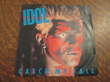 45 tours billy idol catch my fall
