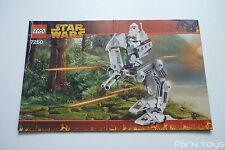 LEGO Notice Instruction / 7250 Clone Scout Walker