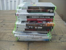 Used Xbox 360 Games (select title) and System Accessories