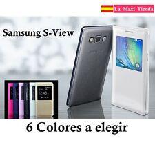 "Funda para ""Samsung Galaxy A5"" A500f Flip Cover S-view Carcasa Sview"